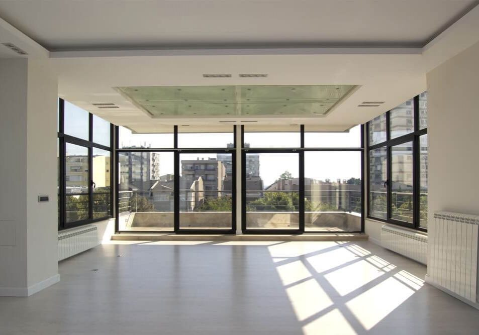 aluminium windows installed for your homes in uk